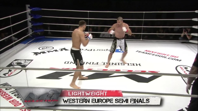 Майрбек Тайсумов vs Жулиен Буссуге, Selection 2010 Western Europe Round 3