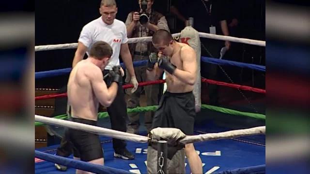 Сейфулла Агабаев vs Денис Колотухин, Northwest Open MixFight Championship