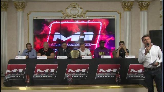 M-1 Challenge 81: Битва в Горах 6 press-conference | Пресс-конференция