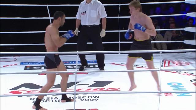 Мурад Абдулаев vs Павел Кокарев, M-1 Selection 2009 7