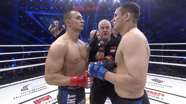 Мэтью Клемпнер vs Рафал Киянчук, M-1&WKG Challenge 91