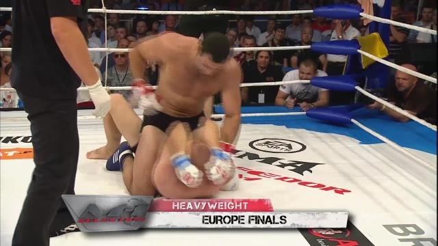 Гурам Гугенишвили vs Александр Ромащенко, Selection 2010 Eastern Europe Finals