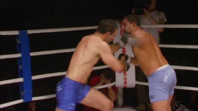 Сергей Корнев vs Розен Димитров, M-1 Challenge 07