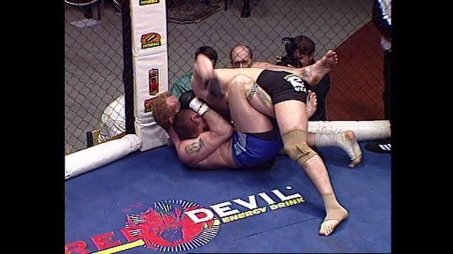 Станислав Нущик vs Тжерк Верманен, M-1 MFC European Championship 2000