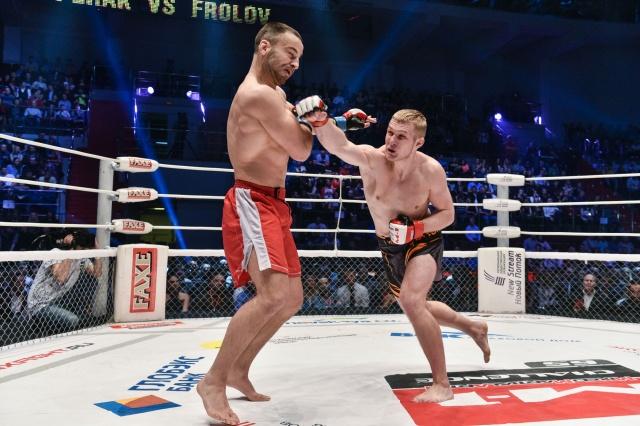 Кристиан Перак vs Артем Фролов, M-1 Challenge 65