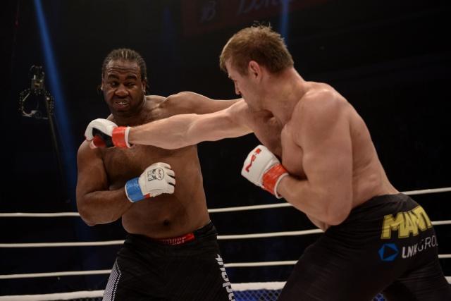 Константин Глухов vs Кенни Гарнер, M-1 Challenge 46