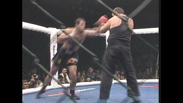 Руслан Керселян vs Колорадо Лопез, M-1 MFC - World Championship 1997