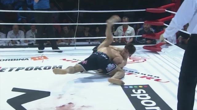 Маратбек Калабеков vs Карен Григорян, M-1 Selection 2009 3