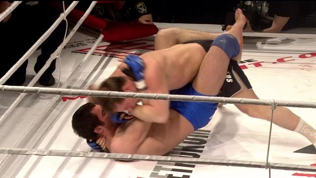 Руслан Хасханов vs Денис Семенов, M-1 Selection 2009 2