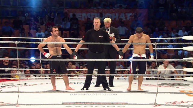 Шамиль Завуров vs Магомедрасул Хасбулаев, Selection 2010 Eastern Europe Finals