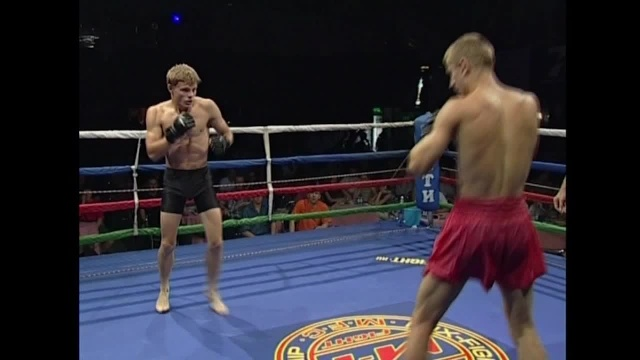 Сергей Голяев vs Сергей Пашенко, M-1 MFC - Russia vs. Ukraine