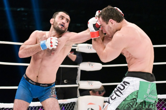 Мурад Абдулаев vs Алексей Кунченко, M-1 Challenge 72