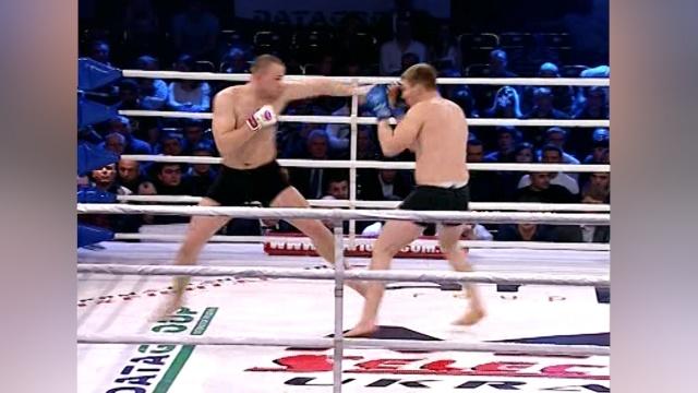 Александр Ромащенко vs Виталий Смирнов, M-1 Selection Ukraine 2010 - The Finals