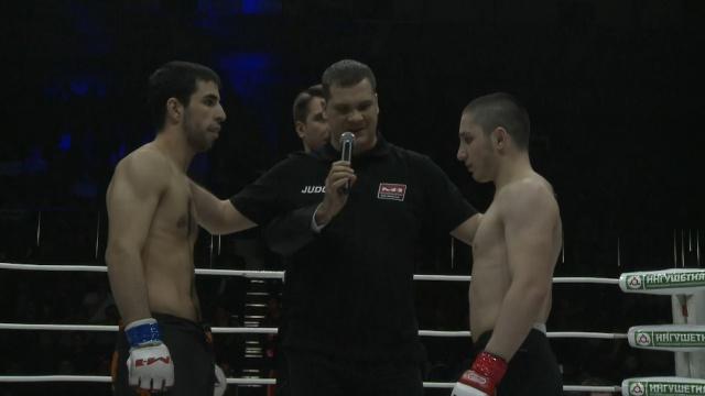 Ислам Магомедов vs Магомед Даурбеков, Road to M-1