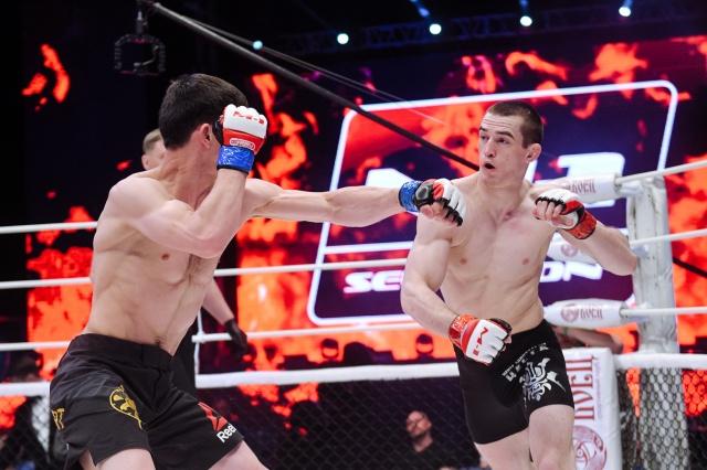 Селем Евлоев vs Алексей Дубровный, M-1 Challenge 78
