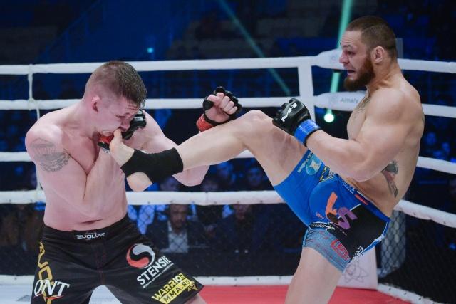 Jean Petrick vs Denis Tyulyulin, M-1 Challenge 101