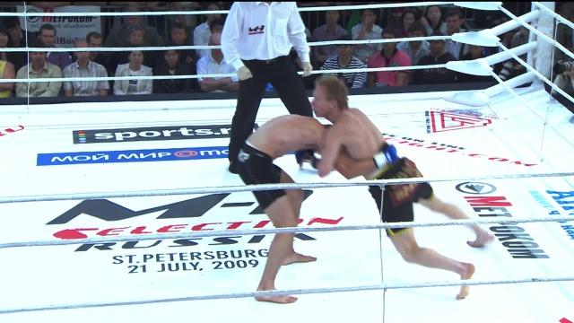 Anton Bestaev vs Pavel Kokarev, M-1 Selection 5