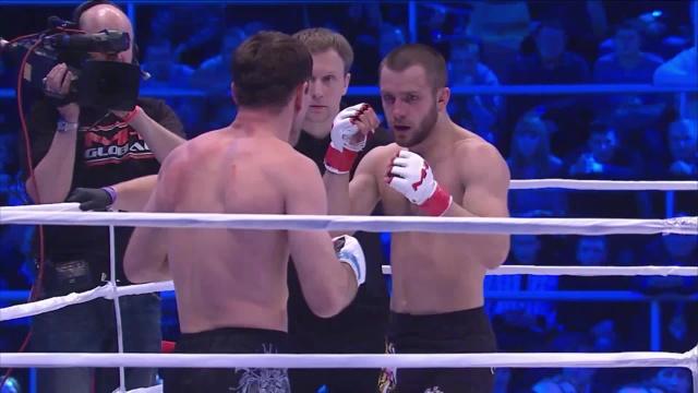 Максим Дивнич vs Зульфикар Усманов, M-1 Challenge 37