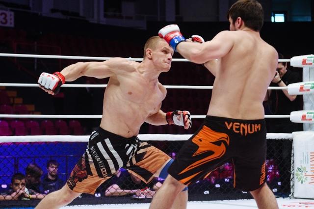 Тимур Гилимзянов vs Вадим Синицын, M-1 Challenge 83 & Tatfight 5