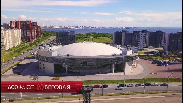 M-1 Арена, Приморский просп., 80/1, м. Беговая, Санкт-Петербург