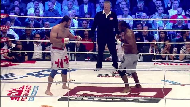 Кенни Гарнер vs Гурам Гугенишвили, M-1 Global - Fedor vs. Rizzo