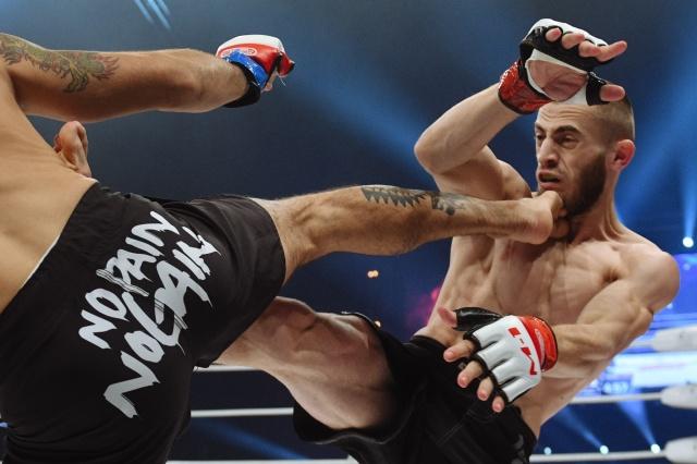 Фредерико Гутцвиллер vs Акакий Хорава, M-1 Challenge 82