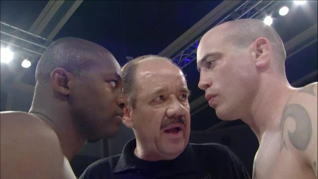 Мактар Гийе vs Ян Батлин, M-1 Challenge 16