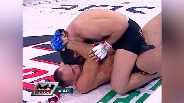 Сергей Гузев vs Денис Иванец, M-1 Selection Ukraine 2010 - Clash of the Titans