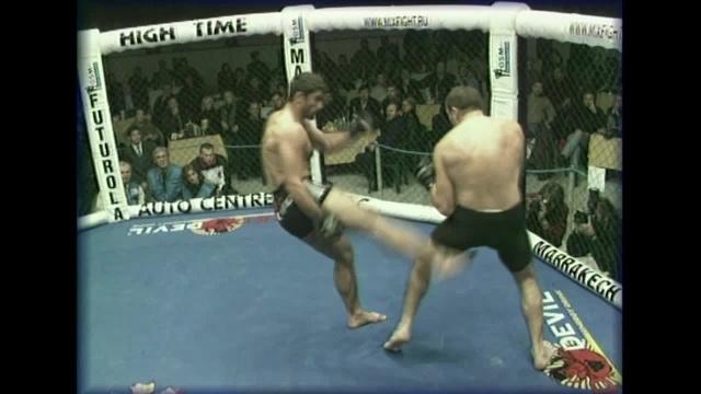 Амар Сулоев vs Ваган Боджукян, M-1 MFC - World Championship 2000