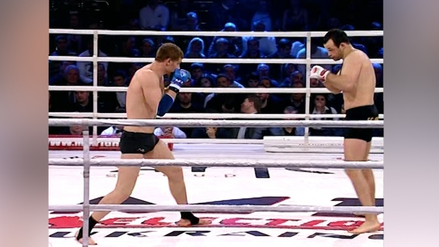Роман Багин vs Сергей Гузев, M-1 Selection Ukraine 2010 - The Finals