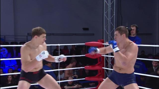 Максим Гришин vs Дмитрий Заболотный, M-1 Selection 2009 7