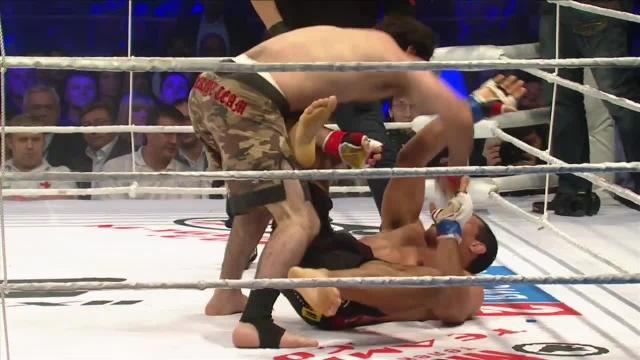 Винни Магальяш vs Алихан Магомедов, M-1 Challenge 22