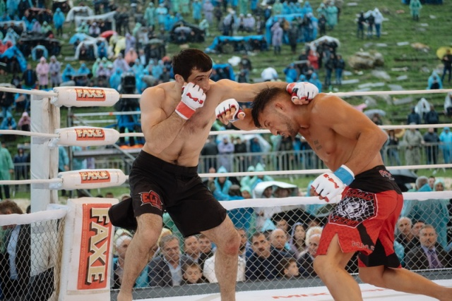 Энок Солвес Торрес vs Магомед Мутаев, M-1 Challenge 58