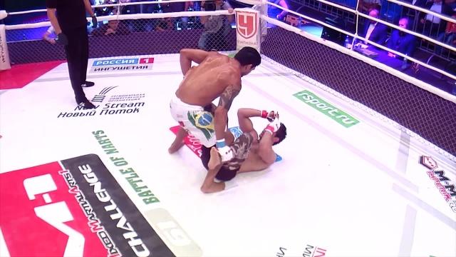 Карлос Алешандре Перейра vs Руслан Жемухов, M-1 Challenge 61