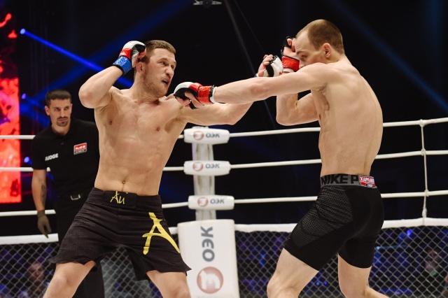 Дмитрий Орлов vs Михаил Кузнецов, M-1 Challenge 74