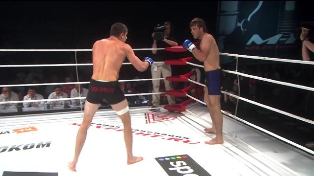 Александр Токарев vs Иван Надеин, M-1 Selection 2009 4