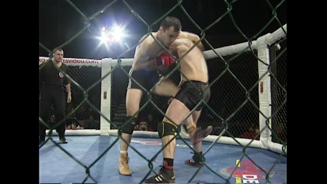 Сергей Завадский vs Сергей Бычков, M-1 MFC - Russia Open Tournament