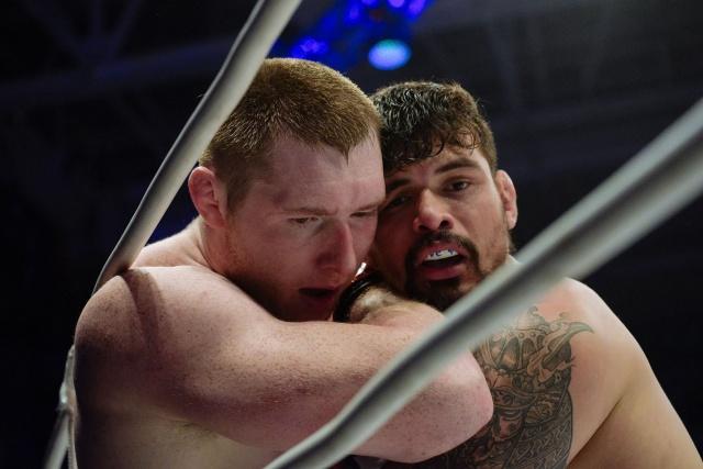 Klidson Farias de Abreu vs Anton Vyazigin, M-1 Challenge 99