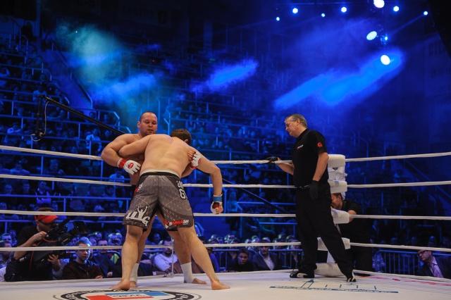 Денис Комкин vs Марчин Тыбура, M-1 Challenge 37