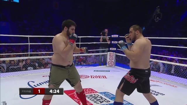 Амирхан Исагаджиев vs Ризван Куниев, M-1 Challenge 66
