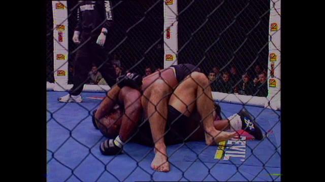 Дэррел Голэр vs Амар Сулоев, M-1 MFC European Championship 2000