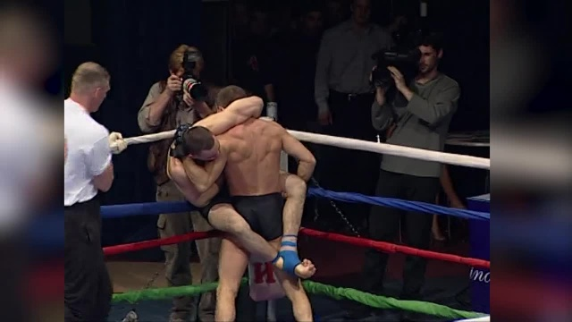 Сергей Бецку vs Евгений Луцкий, Northwest Open MixFight Championship