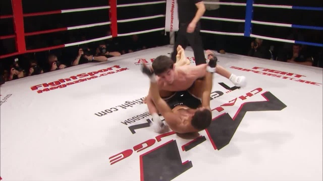 Муса Хаманаев vs Вим Депаттер, M-1 Challenge 07