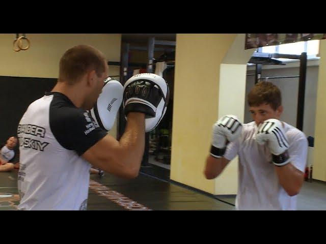 Александр Шлеменко: У Осетрова опытный соперник - это будет хорошей проверкой