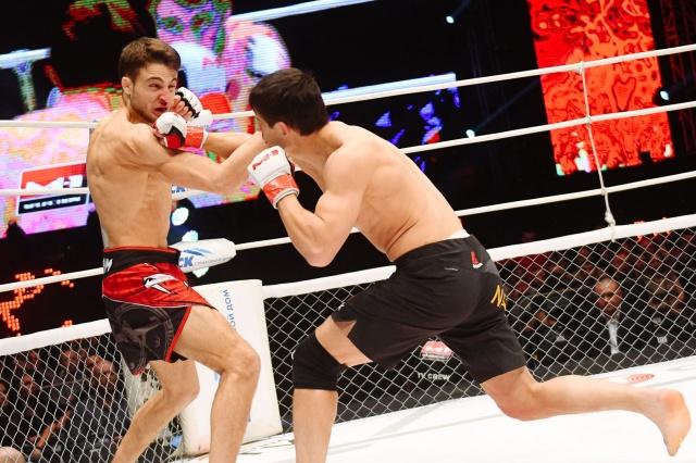 Нико Самсонидзе vs Абубакар Местоев, M-1 Challenge 75