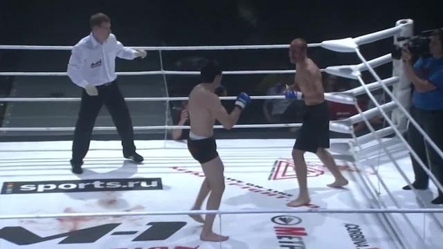 Anzor Kardanov vs Alexander Butenko, M-1 Selection 3
