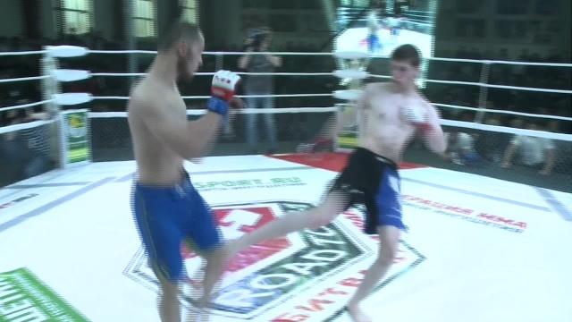 Ибрагим Дадаев vs Аслан Бесаев, Road to M-1: Ingushetia 3