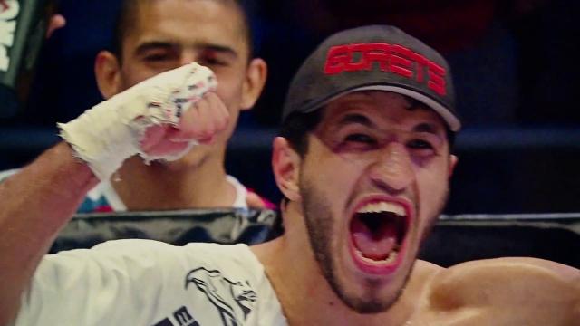 """The champions rounds: """"MMA Spirit"""" vs """"Gorets"""""""