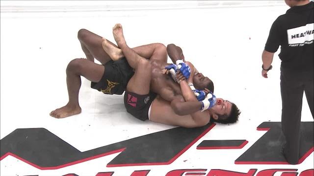 Джейсон Джонс vs Юта Ватанабе, M-1 Challenge 05
