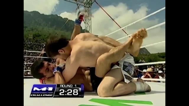 Jakub Tangiev vs Ashot Pashyan, M-1 Challenge 33